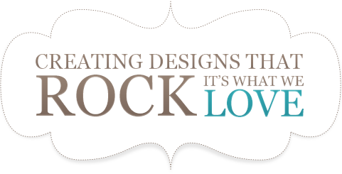 Creating designs that rock! It's what we love.